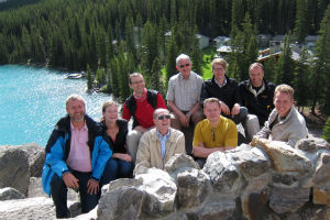 Members of the Atomic Weights Commission at the 2011 biennial meeting in Canada